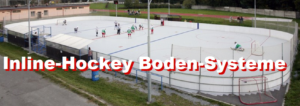 Inline-Hockey auf Multisport Sportanlage